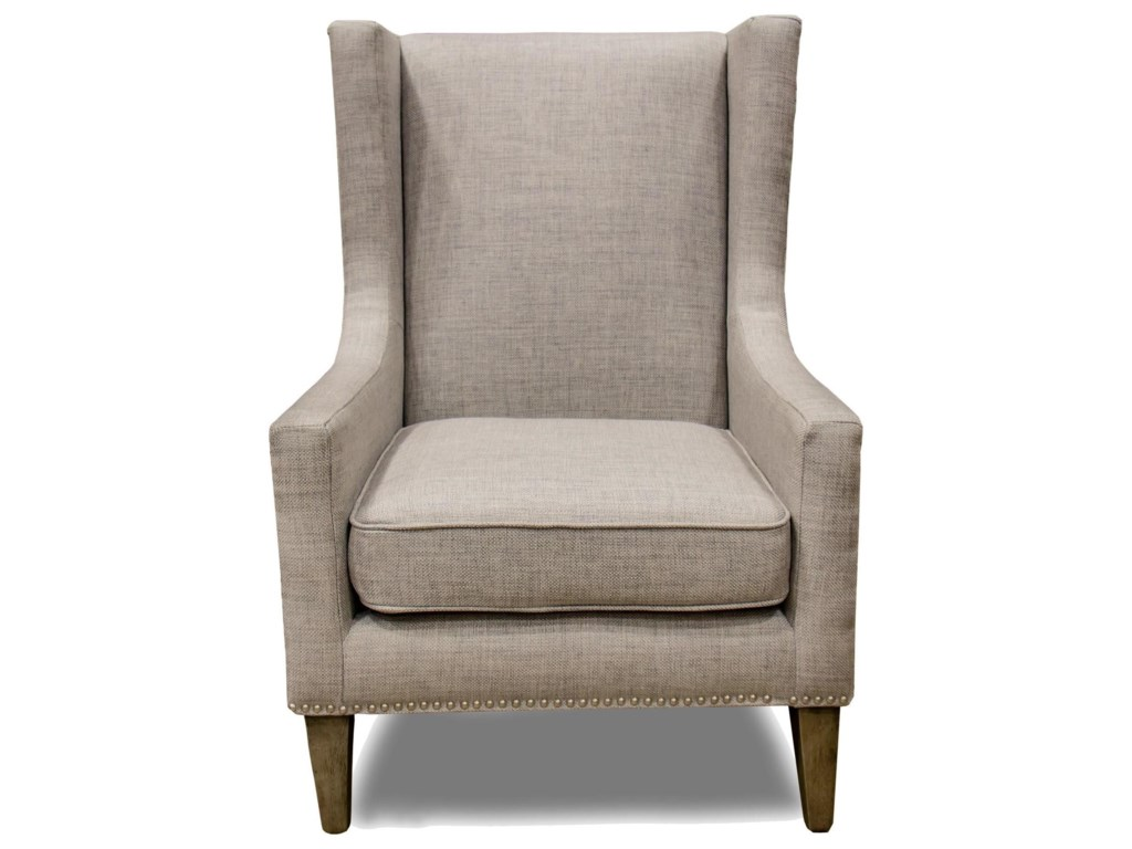 Classic Home/Villa Home Collection ErieErie Gray Club Chair