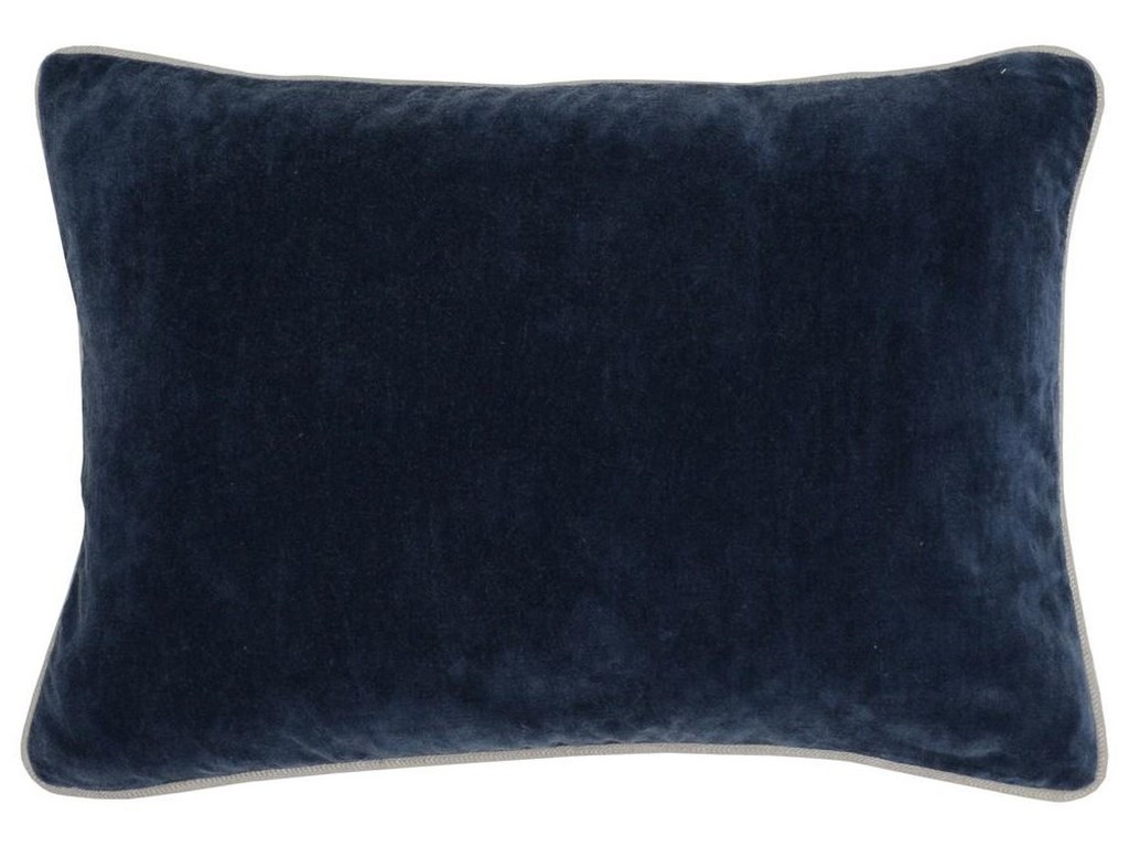 Classic Home Accent PillowsRectangular Velvet Accent Pillow