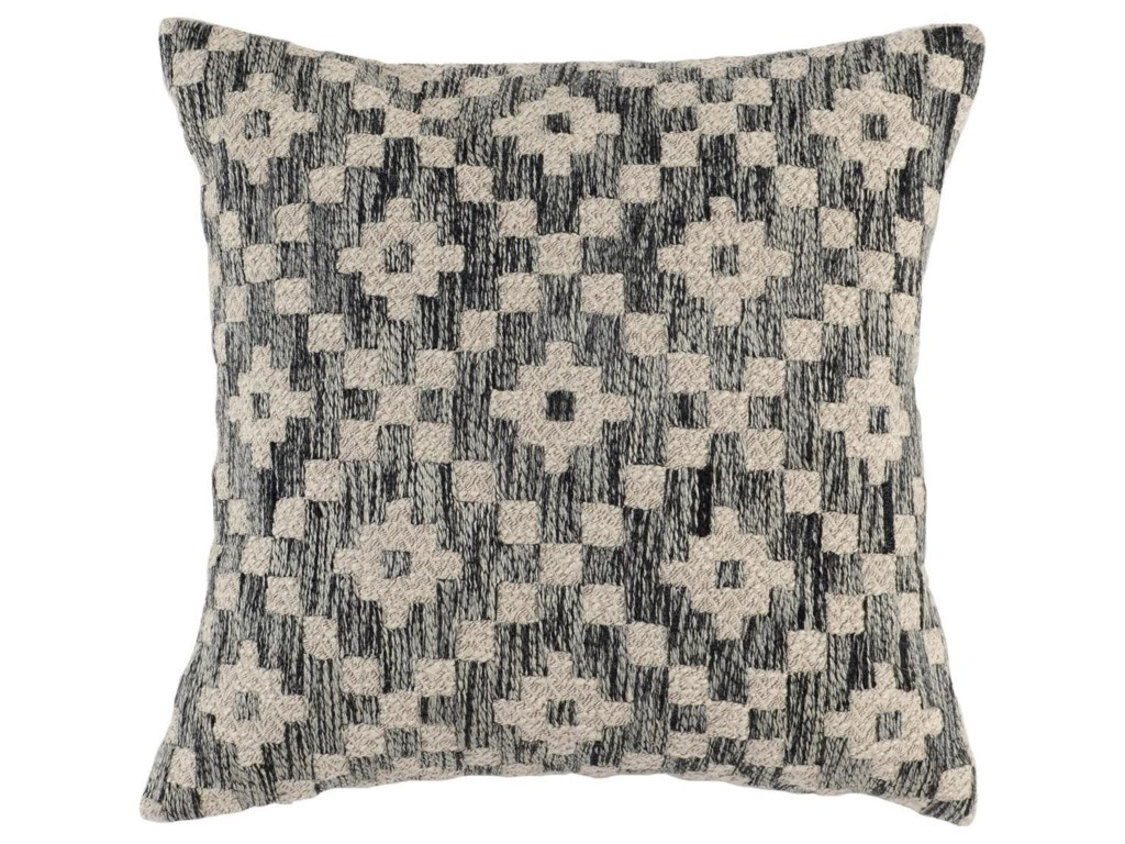 Classic Home Accent PillowsPerot Onyx Throw Pillow