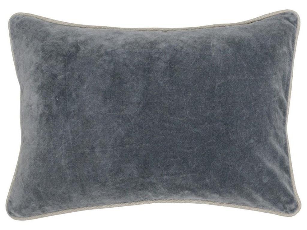 Classic Home Accent PillowsRectangular Velvet Accent Pillow