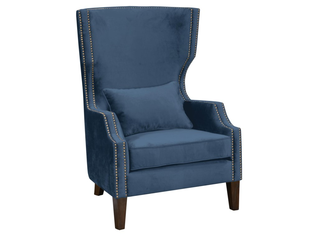 Classic Home 53050224Upholstered Club Chair
