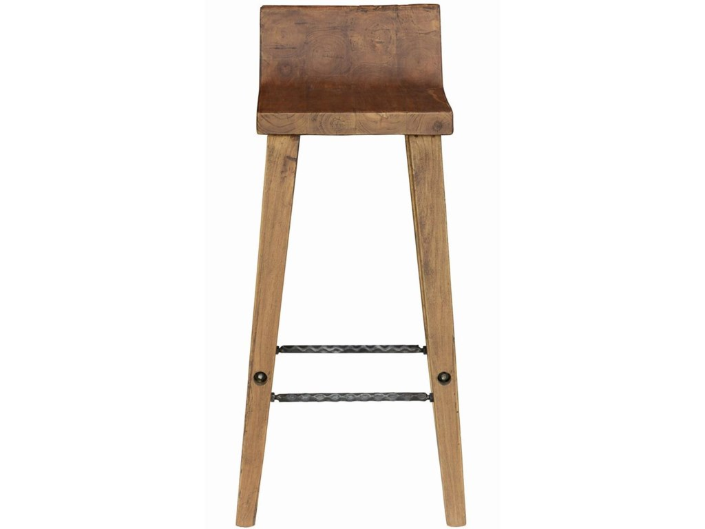 Classic Home ArturoLow Back Bar Stool