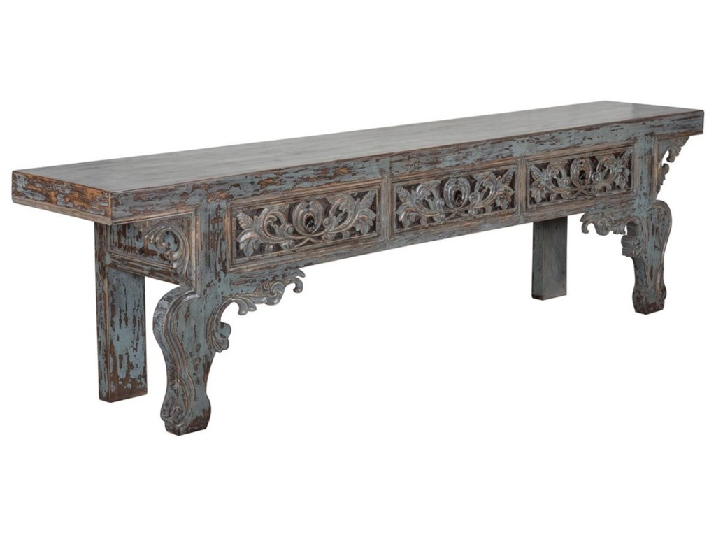Classic home balboalong console table