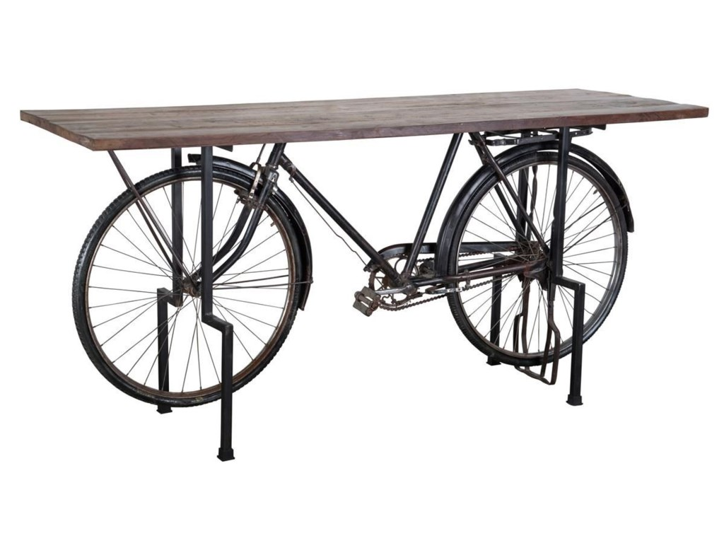 Classic home jaden bicycle gathering table