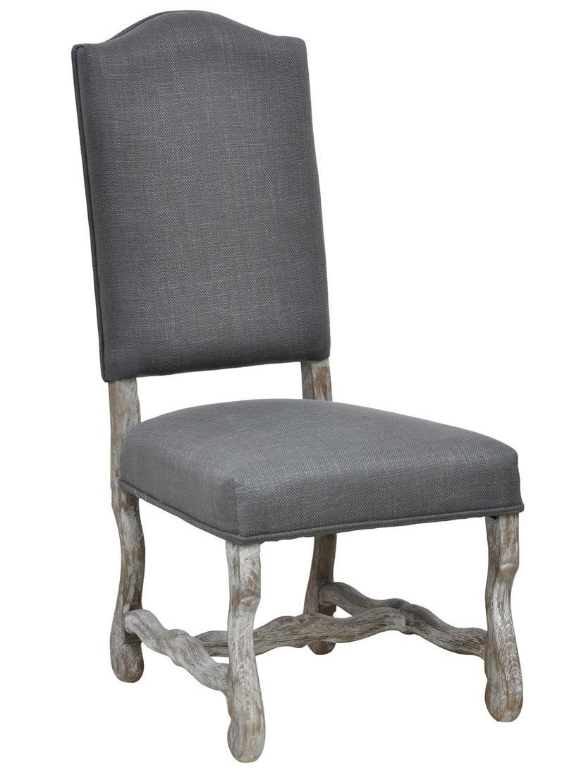 Classic Home Jasper ELP Transitional Arm Chair with Hand