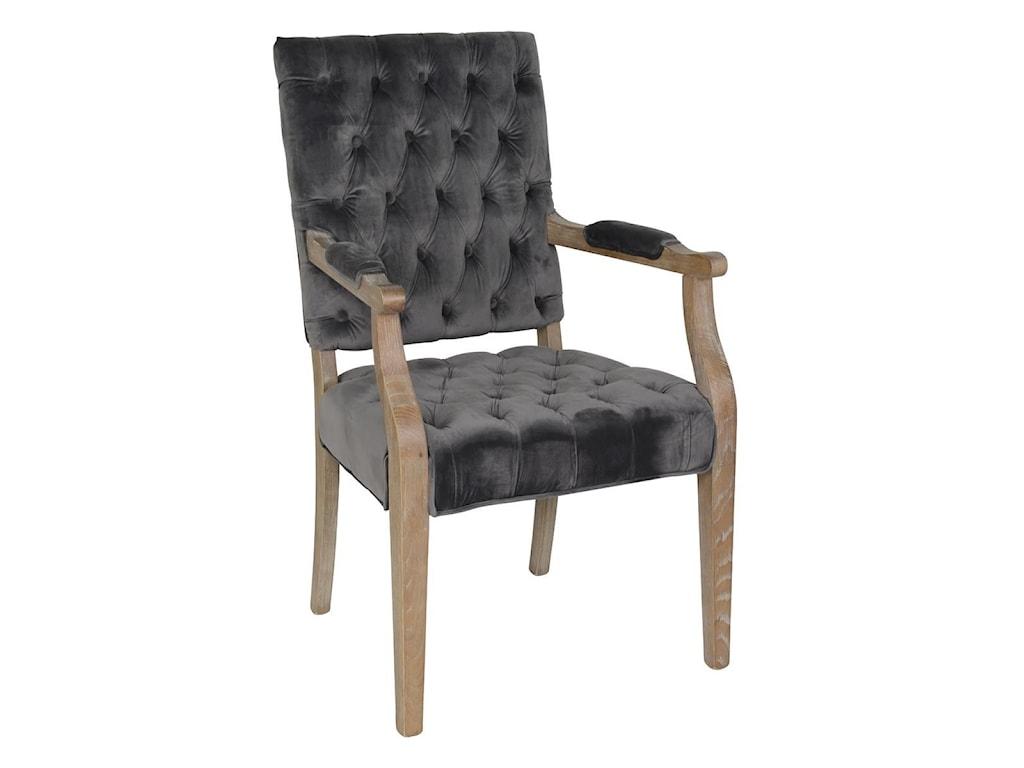 Morris Home RamonaRamona Arm Chair