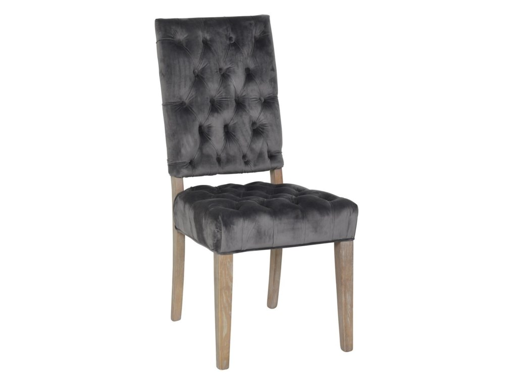 Morris Home RamonaRamona Side Chair
