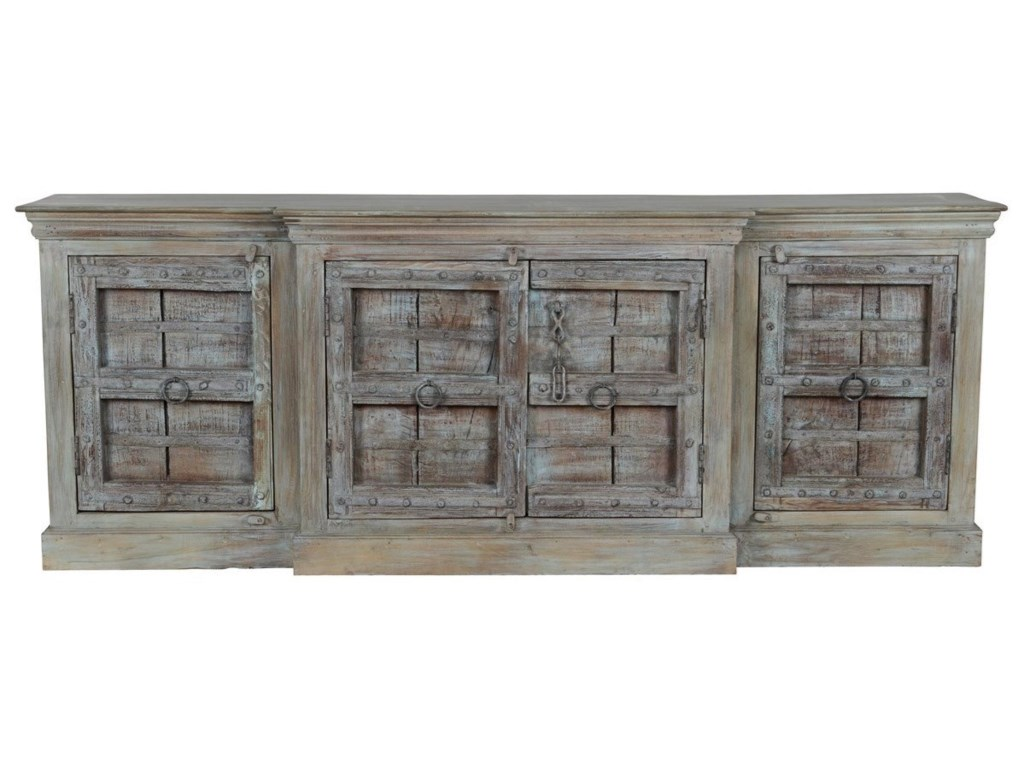 Classic Home Some-of-a-Kinds2 Double Door Cabinet