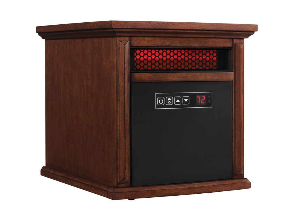 ClassicFlame Infrared Heater - 01421000 Sq Ft. Portable Infrared Heater