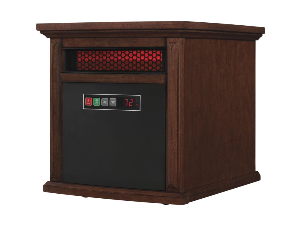 Morris Home Infrared Heater - 01421000 Sq Ft. Portable Infrared Heater