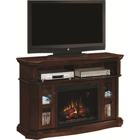 Aberdeen Electric Fireplace