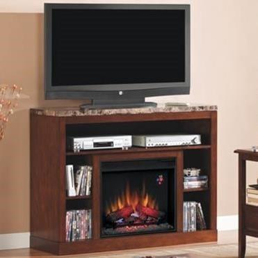 Morris Home AdamsMedia Mantel Fireplace