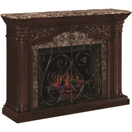 "33"" Wall Mantel"