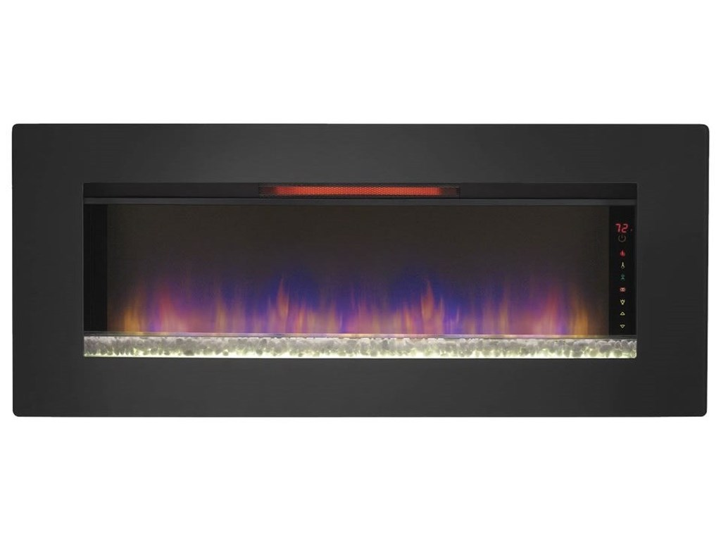 ClassicFlame FelicityWall Hanging Electric Fireplace
