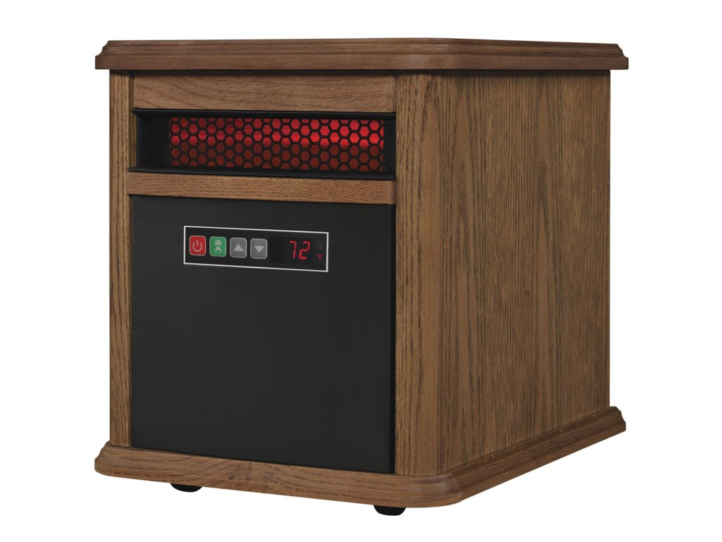 ClassicFlame Infrared Heater O1421000 Sq Ft. Portable Infrared Heater
