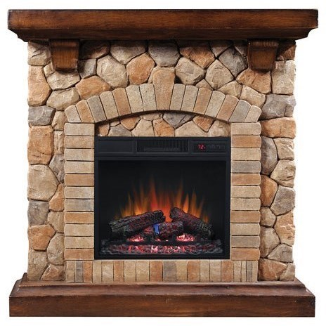 Classicflame Tequesta 40 Wall Mantel And 18 Electric Insert