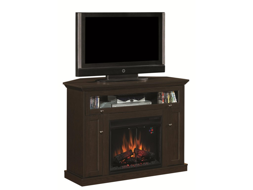 ClassicFlame WindsorMedia Fireplace Mantel