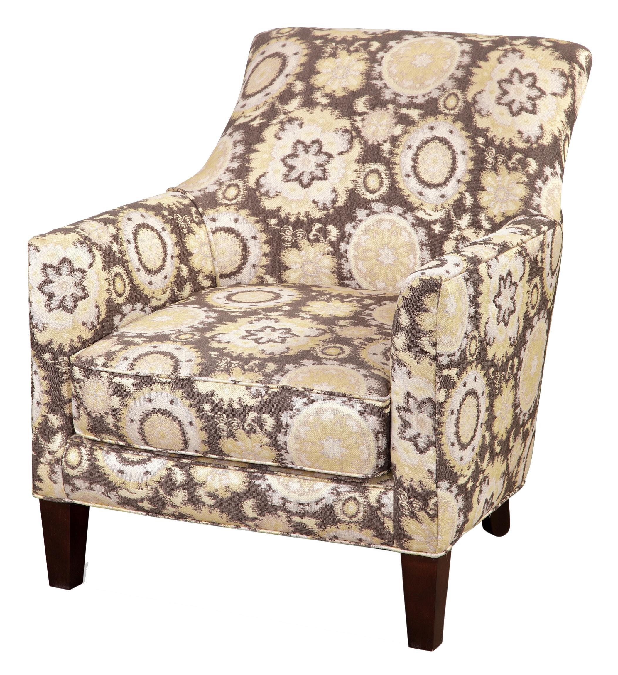 Genial CMI Classic Chair AccentsFlared Back Chair