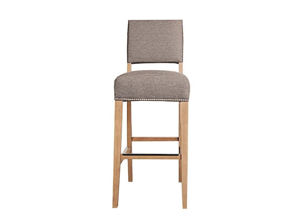 Upholstered bar stool cmi darladarla 30