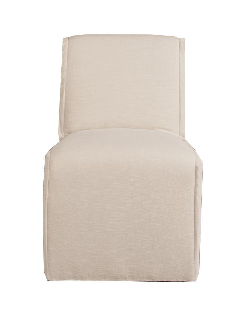 CMI FloraFlora Caster Parsons Chair ...
