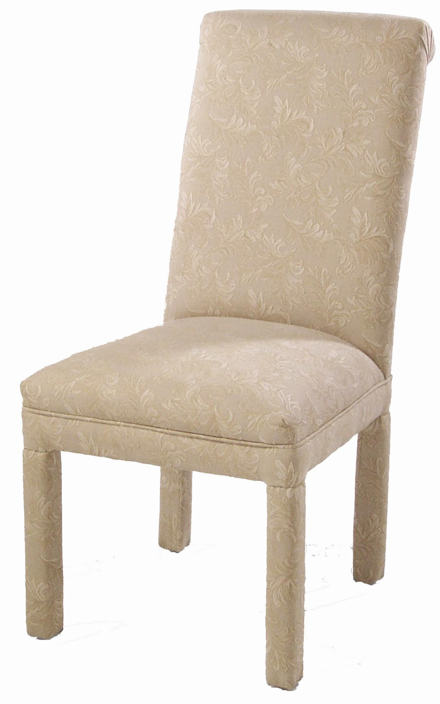 Perfect CMI Parson Chairs Upholstered Dining Chair   Hudsonu0027s Furniture   Dining  Side Chair