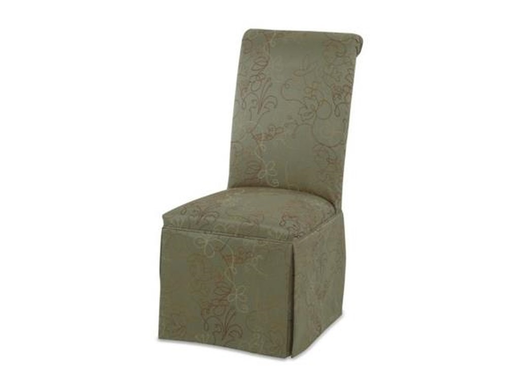 Cmi Parson Chairsupholstered Chair With Skirt