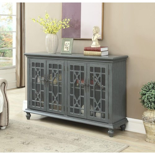Coast to Coast Furnishings 1027 Credenza