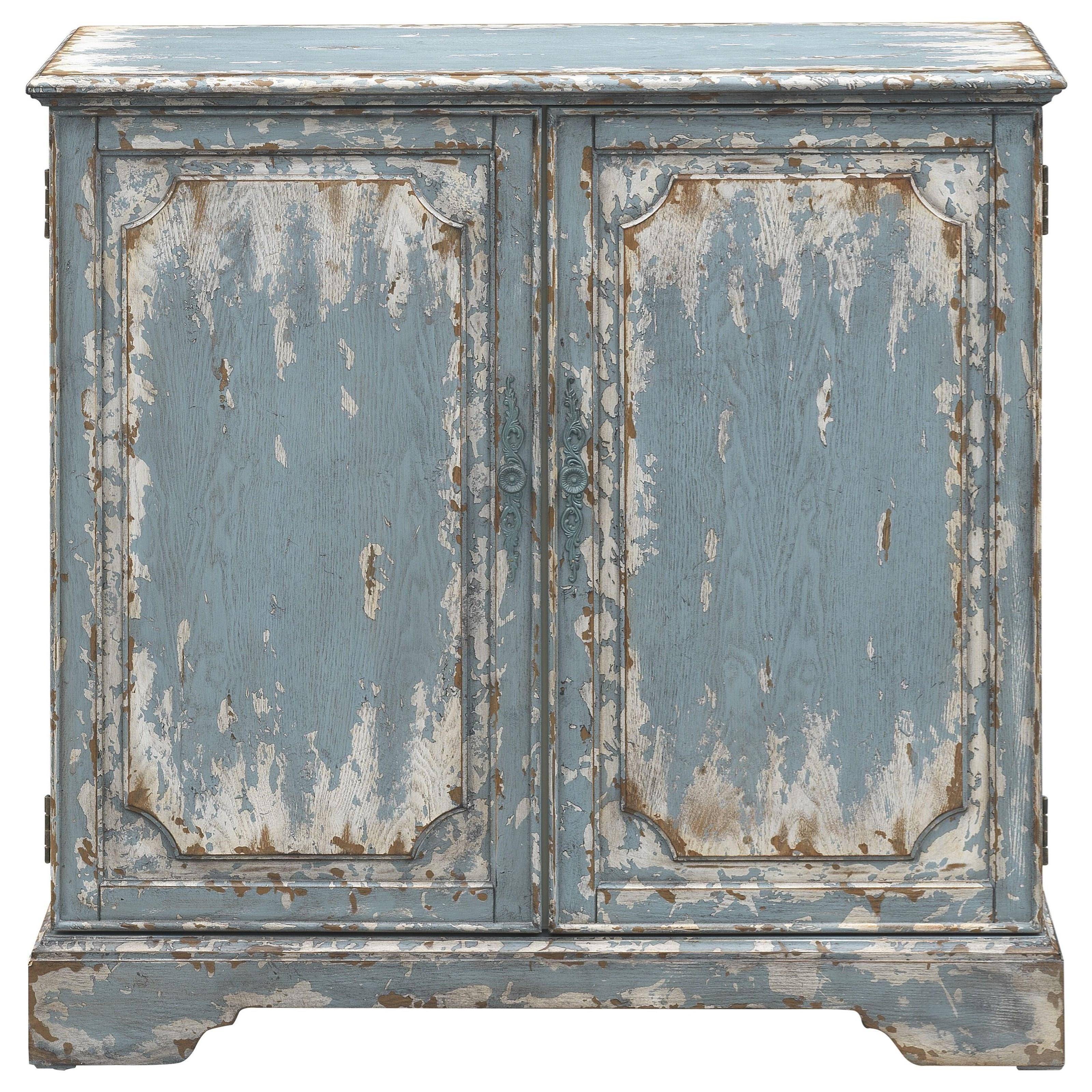 Cottage 2-Door Cabinet with Adjustable Shelving