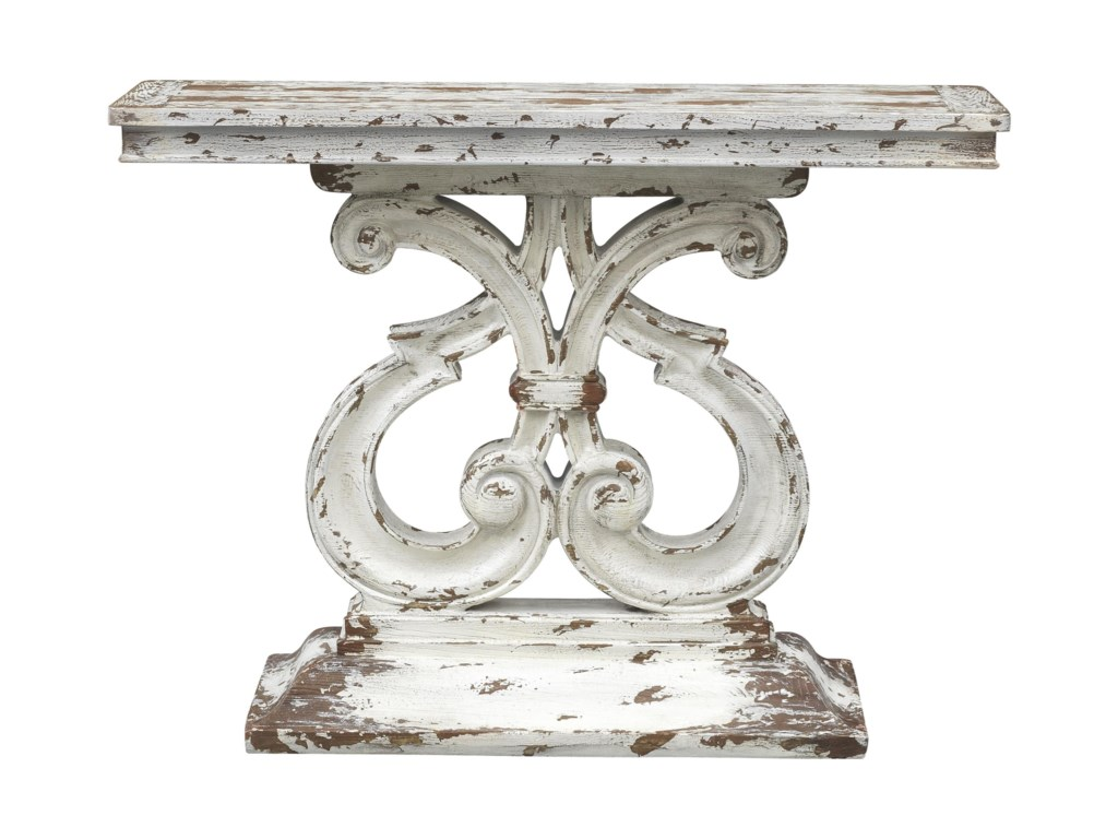 Coast to Coast Imports 40200Console Table