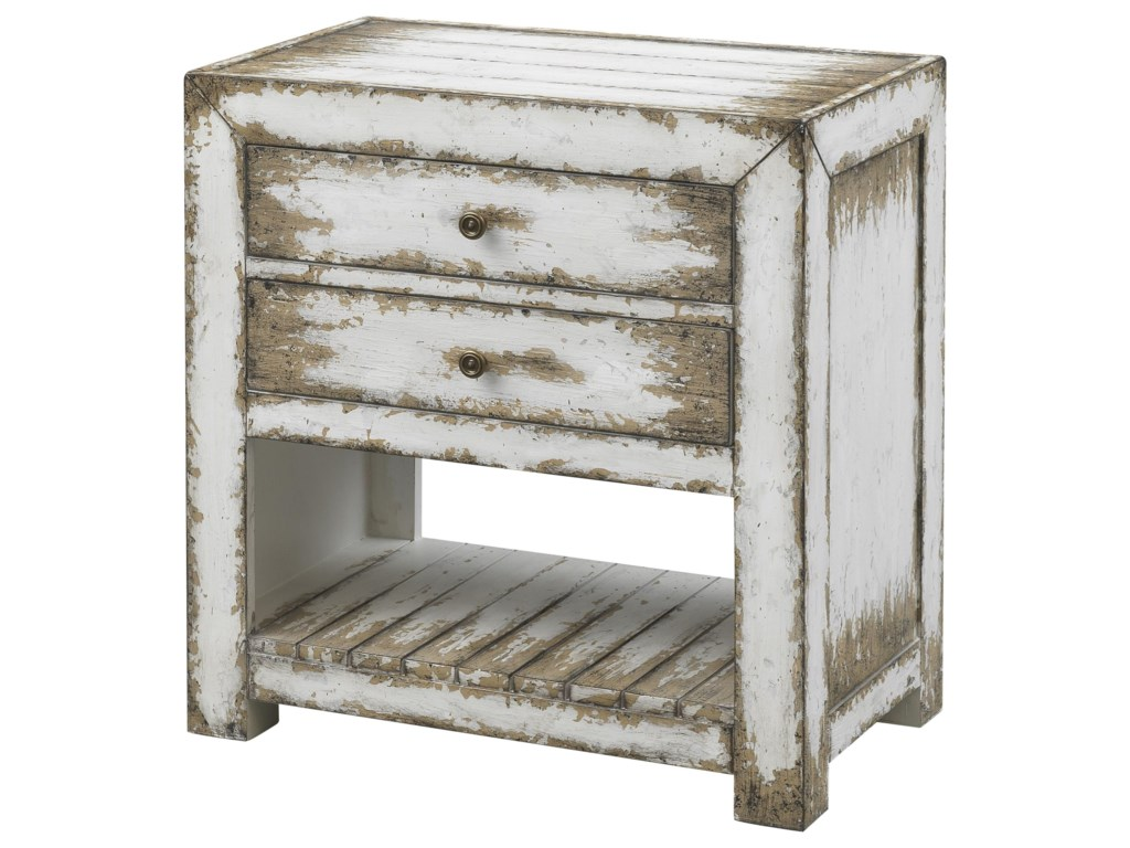 Coast to Coast Imports 402002-Drawer End Table
