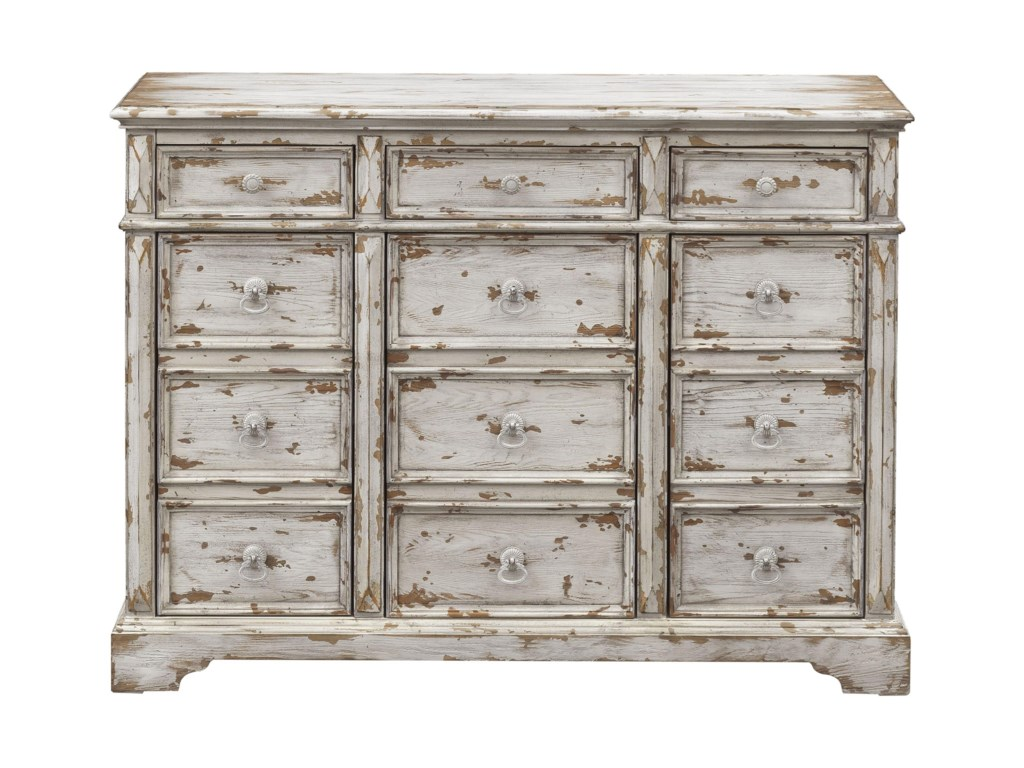 Coast to Coast Imports 402003-Drawer Credenza