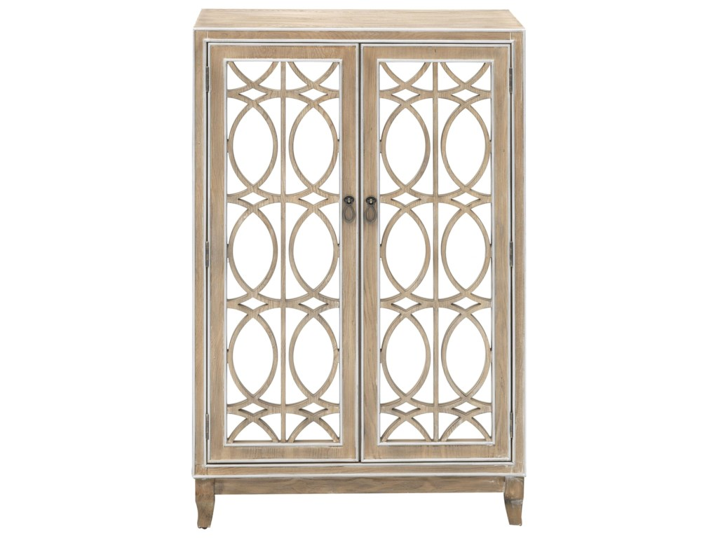 Coast to Coast Imports 402202-Door Tall Cabinet