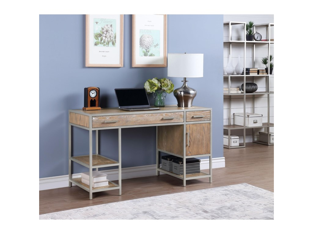 Coast to Coast Imports 40240 Office Group2-Drawer Writing Desk