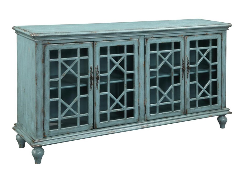 Coast to Coast Imports Accents by Andy Stein4 Door Media Credenza