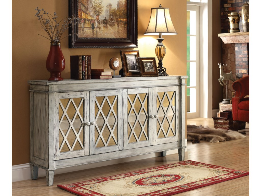 Coast to Coast Imports Accents by Andy SteinFour Door Credenza