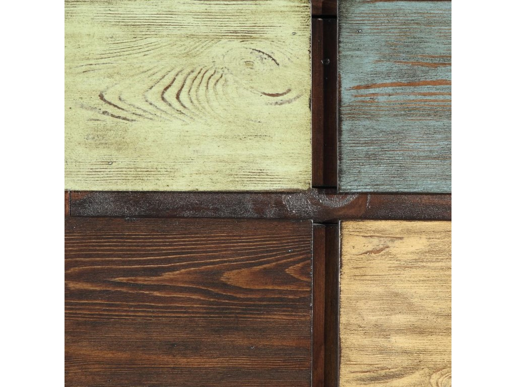 Coast to Coast Imports Accents by Andy Stein2 Drawer 2 Door Chest
