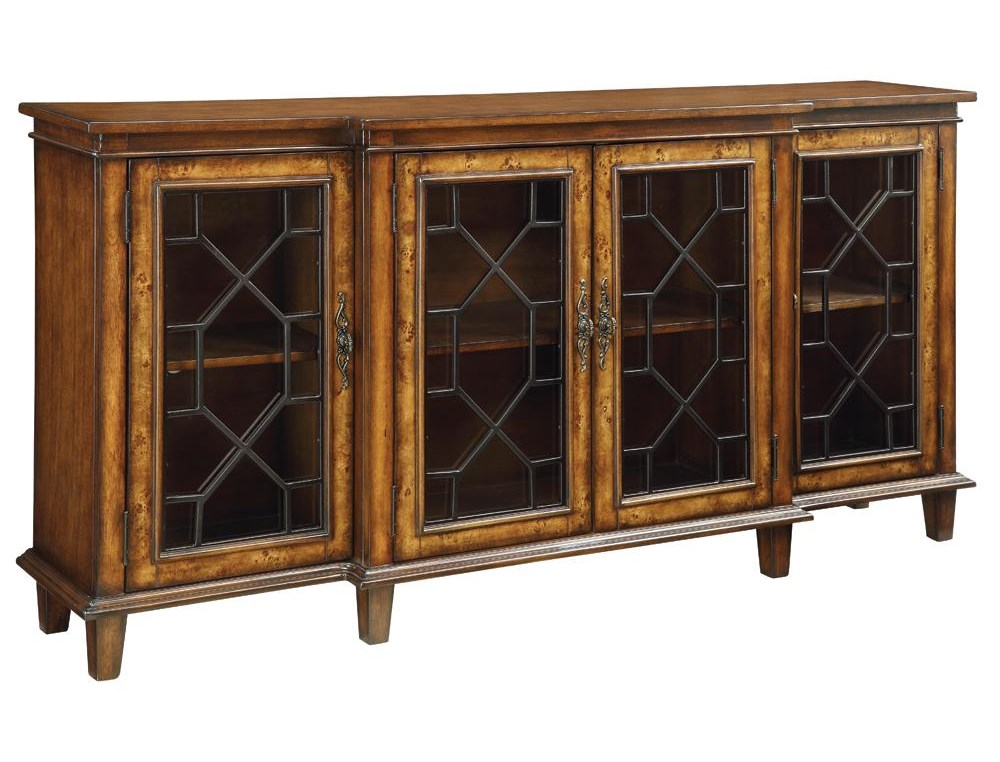 Coast to Coast Imports Accents by Andy Stein4 Door Credenza