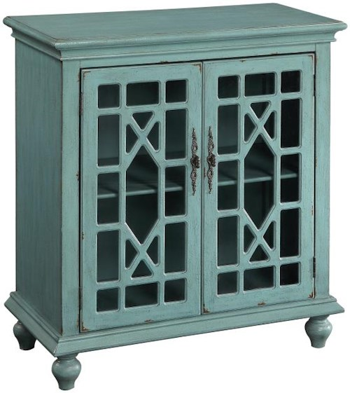 Coast to Coast Imports Accents by Andy Stein 2 Door Accent Cabinet