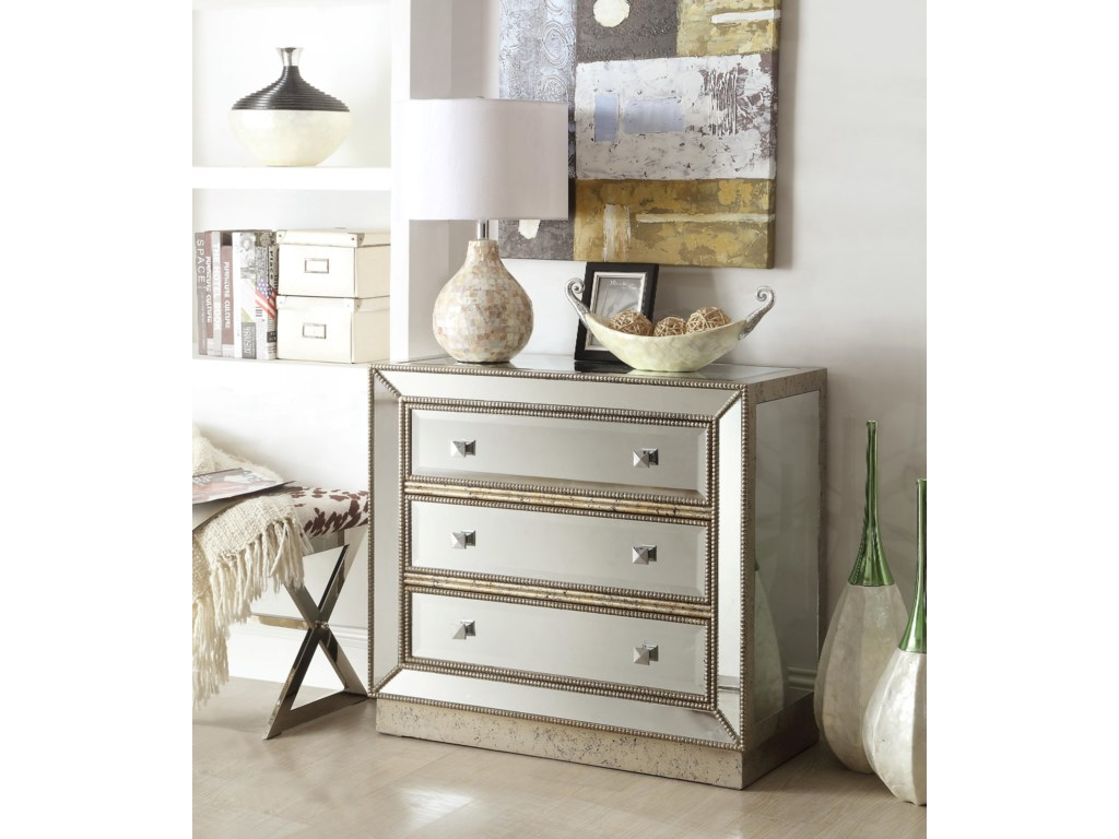 Coast to Coast Imports Accents by Andy SteinThree Drawer Chest