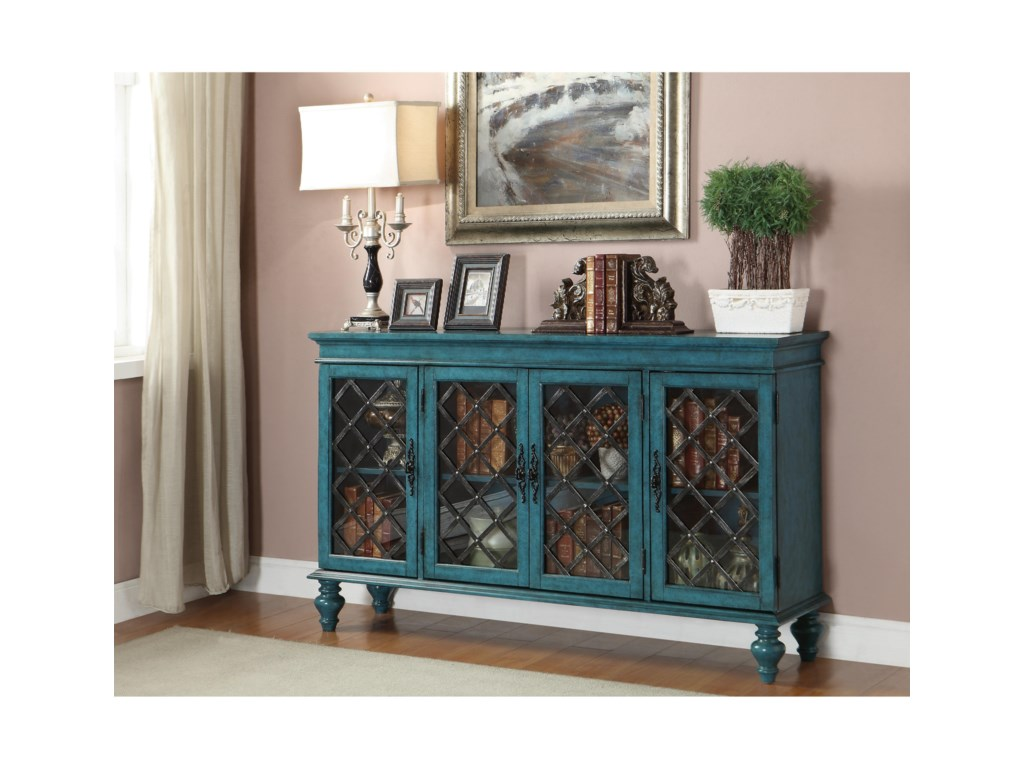 Coast to Coast Imports Accents by Andy SteinFour Door Media Credenza