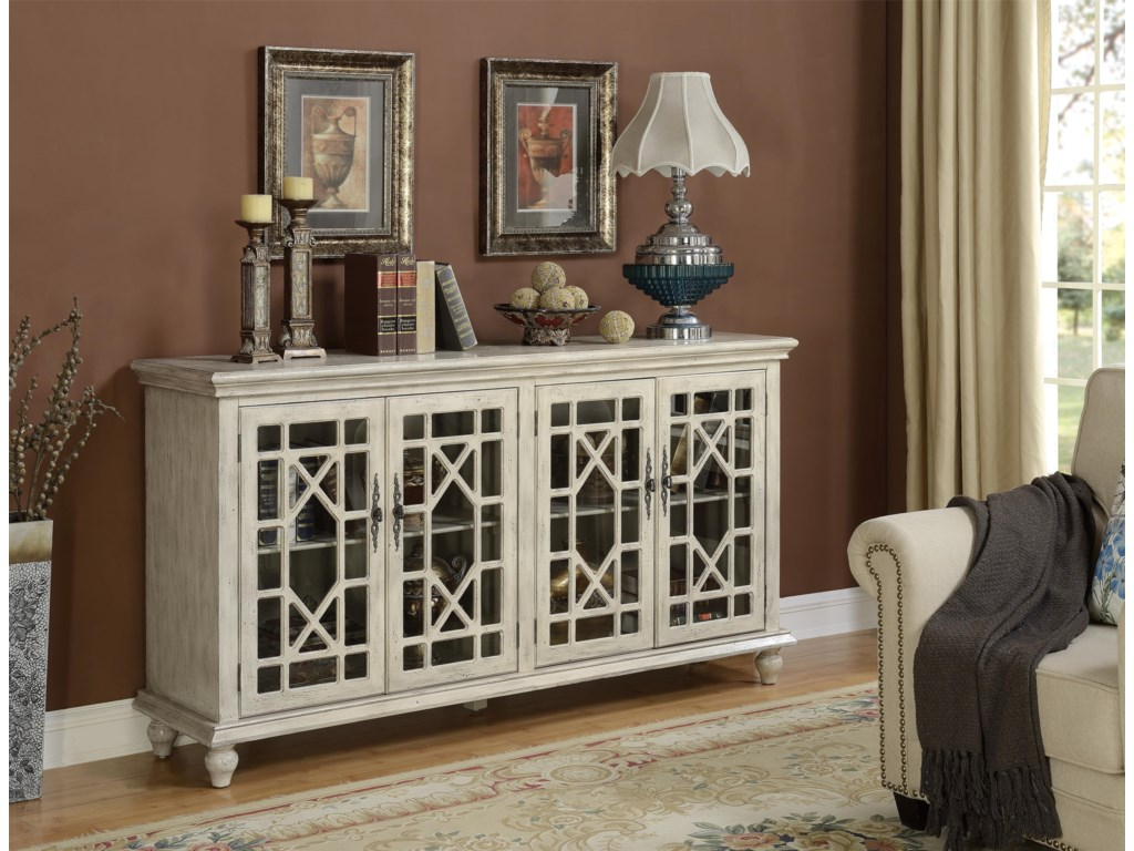 Coast to Coast Imports Accents by Andy Stein Media Credenza ...