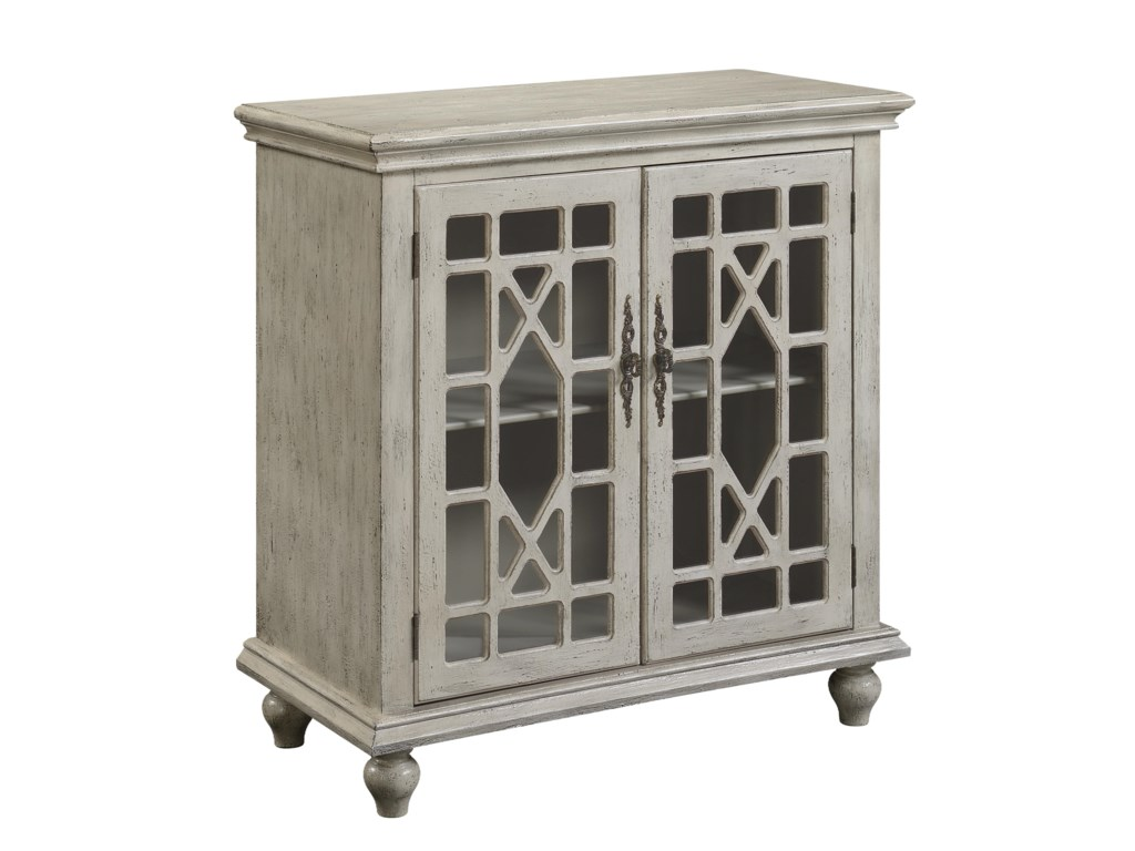 Coast to Coast Imports Accents by Andy Stein2 Door Cabinet