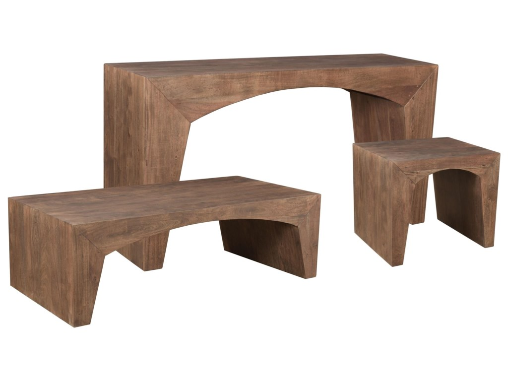 Coast to Coast Imports ArchdaleEnd Table