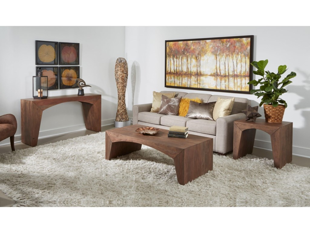 Coast to Coast Imports ArchdaleConsole Table