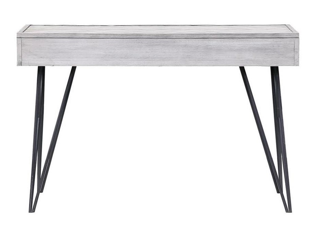 Coast to Coast Imports Aspen Court IITwo Drawer Console Table