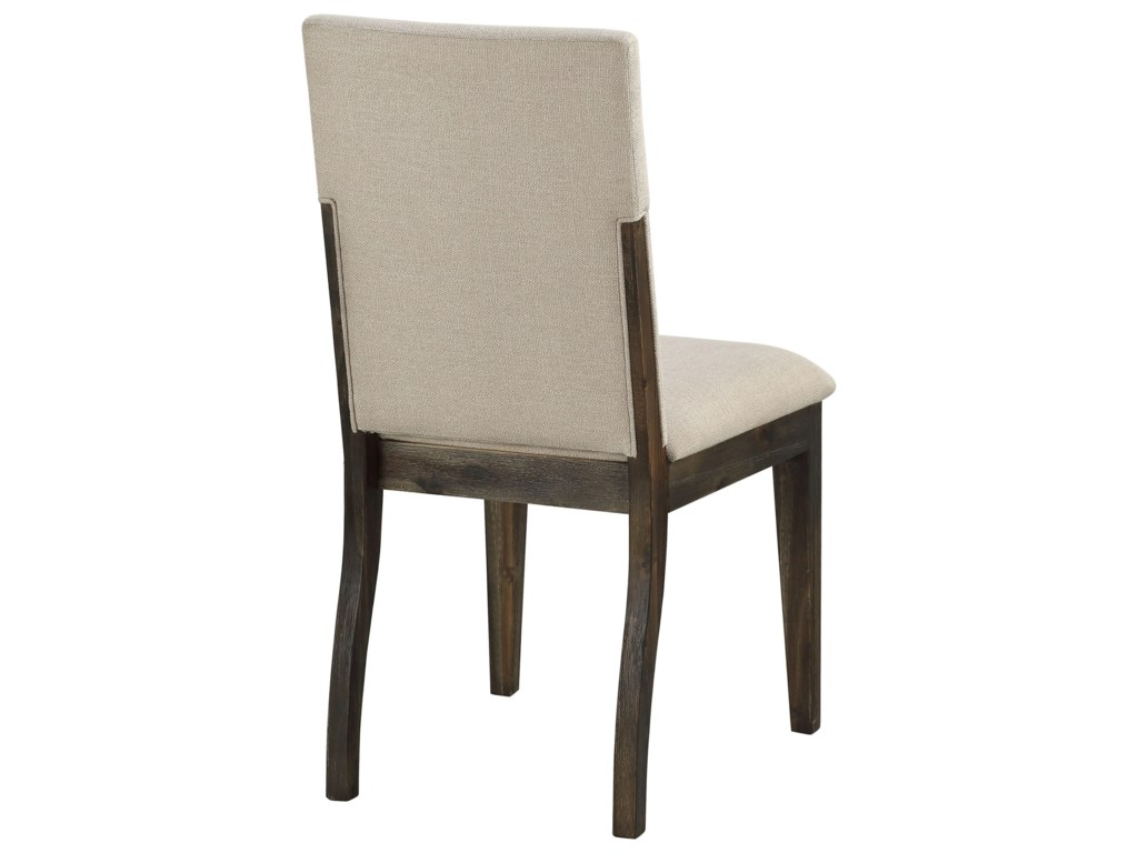 Coast to Coast Imports Aspen CourtDining Side Chair 2-Pack