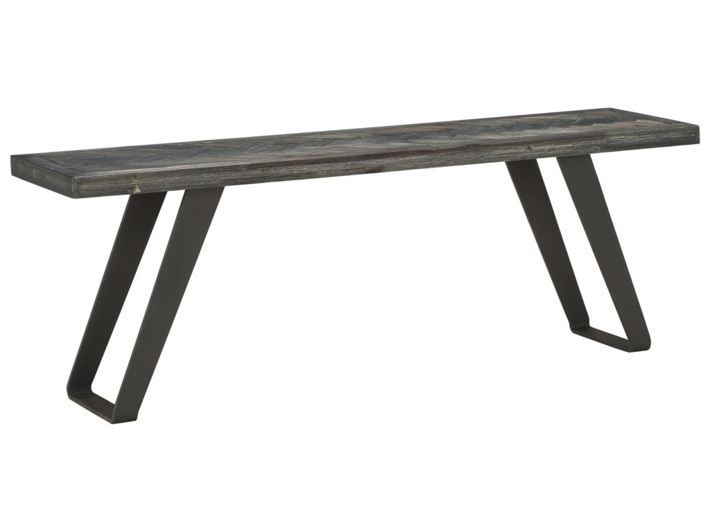Coast to Coast Imports Aspen CourtCounter Height Dining Bench