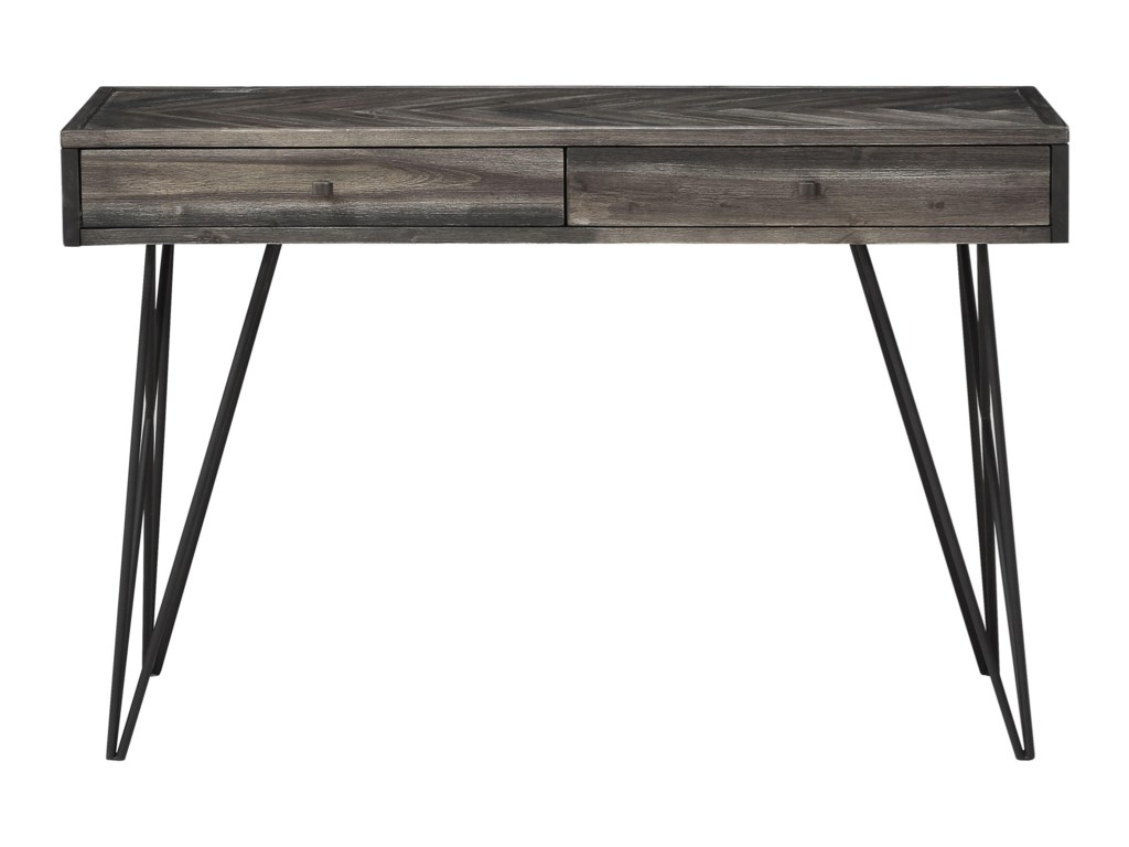 Coast to Coast Imports Aspen Court2-Drawer Console Table
