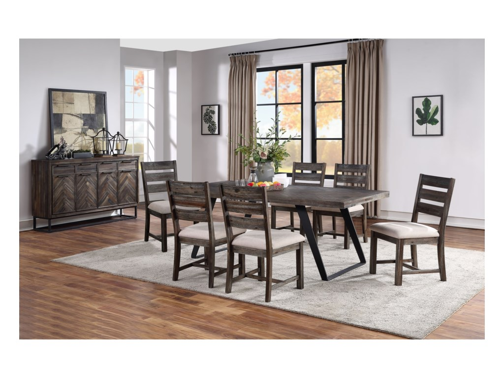 Coast to Coast Imports Aspen CourtDining Chair 2-Pack