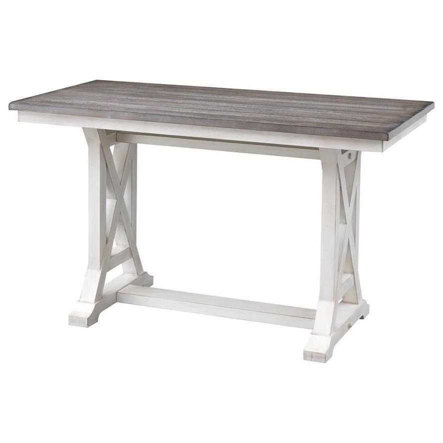 Farmhouse Style Counter Height Dining Table